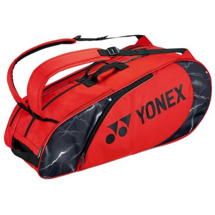 ヨネックス ラケットバック6<テニス6本用> BAG2222R